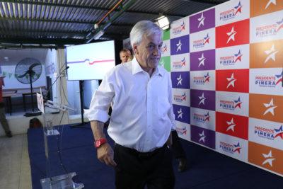 """Sebastián Piñera hace llamado a Ossandón a sumarse a su campaña: """"Sabe lo que está en juego en esta elección"""""""
