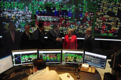 Presidenta Bachelet inaugura el nuevo Sistema Eléctrico Nacional