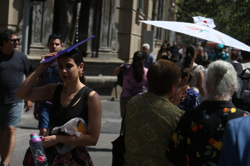 Chile se está transformando en Venezuela: anuncian hasta 37 grados en la zona central