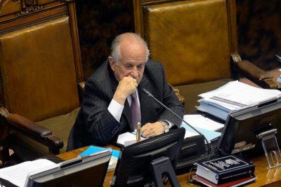 Senado se hará parte de querella por filtración de investigación contra Andrés Zaldívar