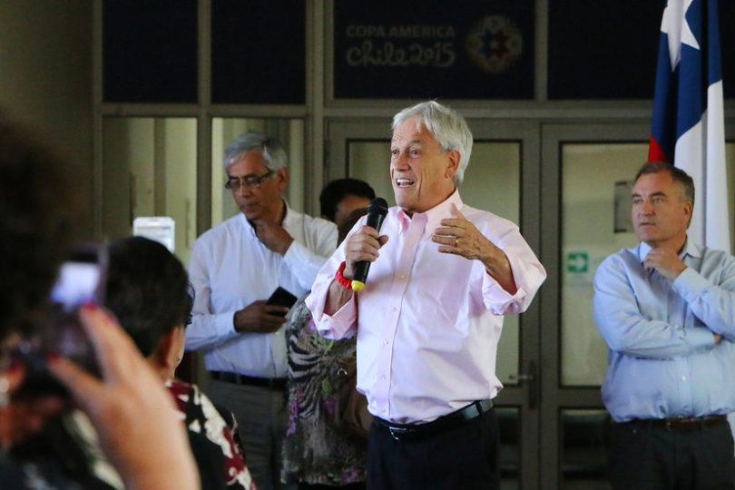 """La Moneda acusa """"voltereta insólita"""" de Sebastián Piñera por anuncio de aumentar la gratuidad"""