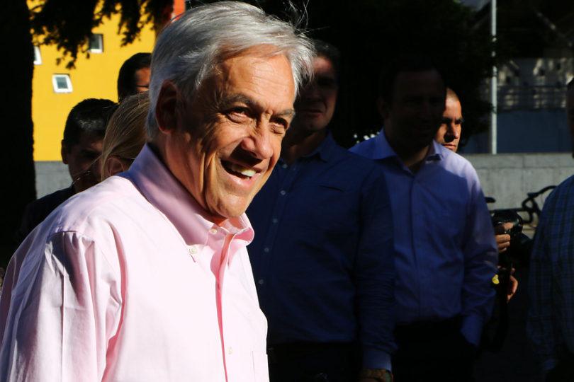 """Sebastián Piñera: """"La educación es un derecho, siempre lo hemos entendido así"""""""