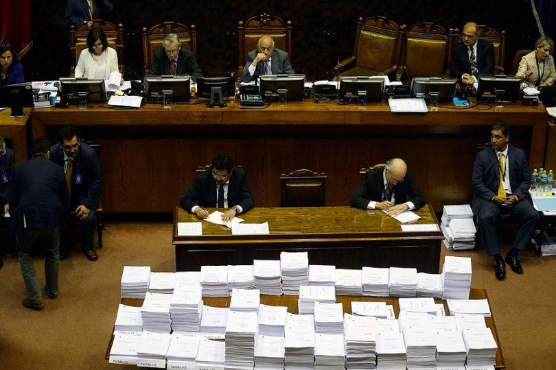 Presupuesto 2018: Senado aprueba por unanimidad la glosa de gratuidad