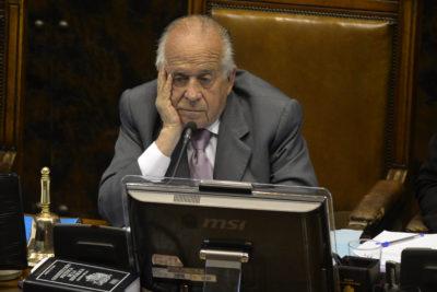 Andrés Zaldívar es elegido presidente del Consejo de Asignaciones Parlamentarias