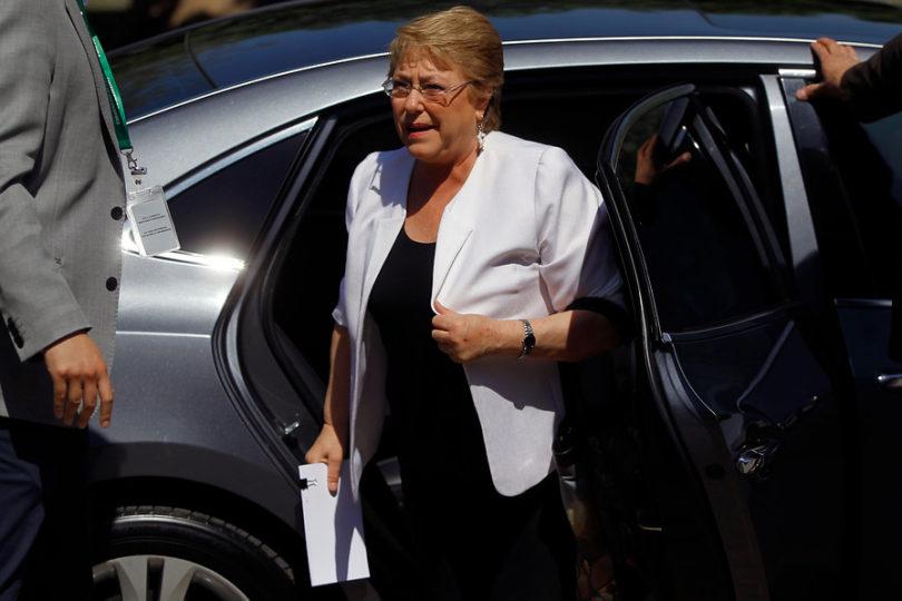 """Presidenta Bachelet: """"Nosotros no criticamos la gratuidad y después la ampliamos porque da más votos"""""""