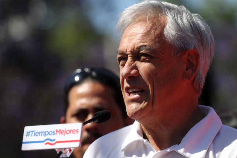 """Piñera compara a Guillier con Maduro: """"Está cada día más violento, más populista"""""""
