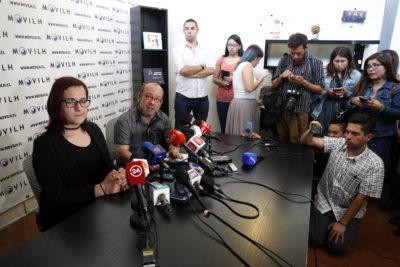 Pablo Simonetti y periodista de Mega protagonizan áspero debate por hija de Marcela Aranda