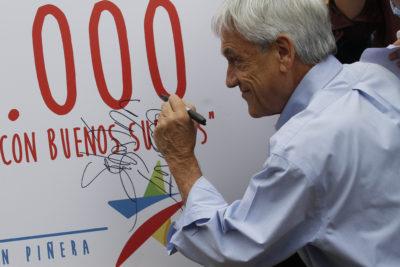 """Piñera corrige a sus hijos: """"No, no son de centroizquierda"""""""