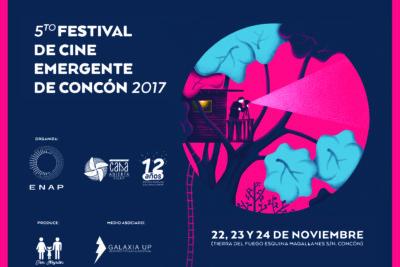 Quinto Festival de Cine Emergente de Concón exhibirá gratuitamente 32 obras