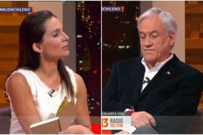 """""""No la repetiré nunca más, me arrepiento"""": Piñera se sincera en TV sobre emblemática frase de su gobierno"""