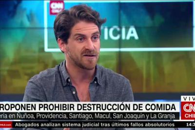 """Candidato del FA propone que """"desperdicios"""" de supermercados vayan a restaurantes comunitarios"""