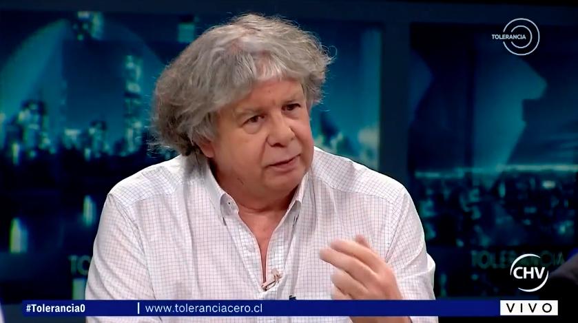 VIDEO | Villegas sale del clóset político y revela de qué conglomerado era antes del gobierno de Bachelet