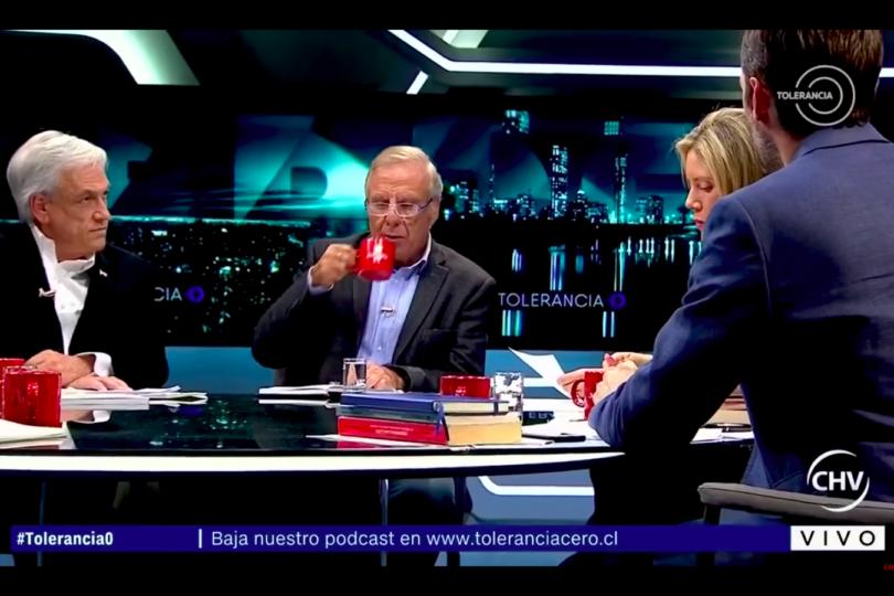 Durísima carta de sindicatos de CHV y CNN contra Sebastián Piñera y Chile Vamos por críticas a Tolerancia Cero