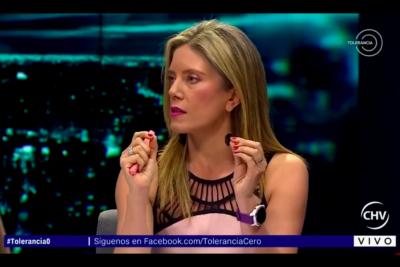 """""""Quiero decirle que no se preocupe"""": Mónica Rincón responde tuit de Chadwick por preguntas a Piñera"""