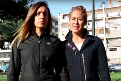 VIDEO   La campaña lesboparental que encabezan María Jimena Pereyra y Paulina Magnere