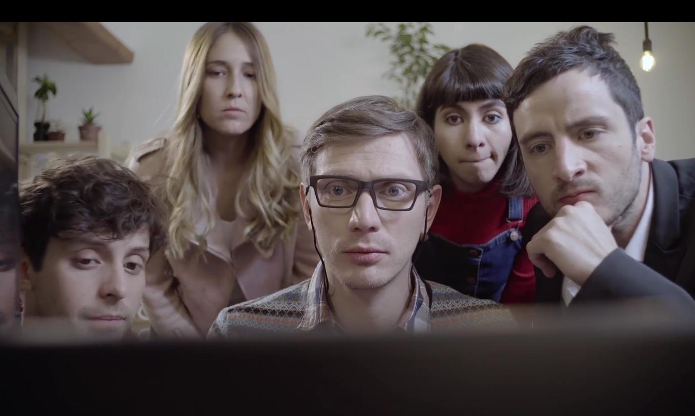 """""""Recursos humanos"""": la webserie chilena que se transformó en el nuevo fenómeno viral"""