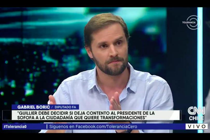 VIDEO | Palo de Jaime Bellolio en Tolerancia Cero a la derecha dura todavía retumba en los pasillos de la UDI