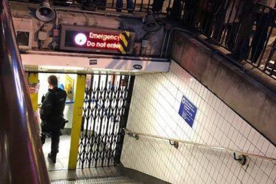 Evacuan metro en Londres tras reporte de disparos
