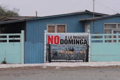 Amaro Gómez-Pablos se une a la causa ambientalista contra Dominga