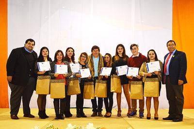 Vecinos de Hualpén culminan exitosamente Programa de Nivelación de Estudios