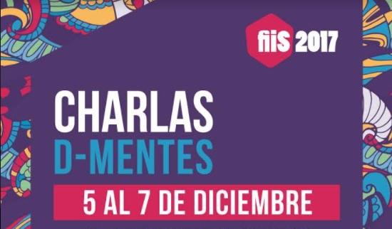 El Festival Internacional de Innovación Social (fiiS) vuelve con sus Charlas D-Mentes