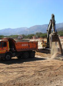 Avanzan obras que optimizan disponibilidad de agua para los habitantes de Caimanes
