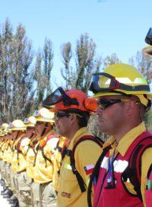 Pan de Azúcar será base de combate de incendios en la Región del Maule
