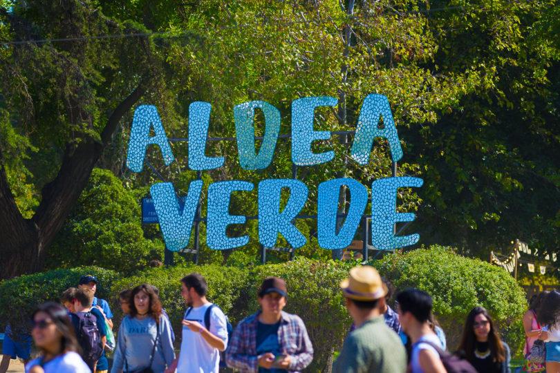 Abren postulaciones para participar en la octava versión de la Aldea Verde de Lollapalooza