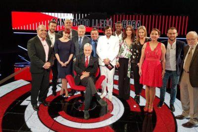 Piñera, el candidato que ganará gracias a los medios de comunicación