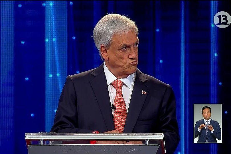 """Sebastián Piñera reconoce en debate Anatel que eludió impuestos con empresas """"zombis"""""""