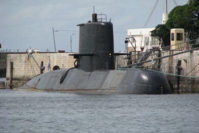 Armada argentina confirma implosión en submarino Ara San Juan