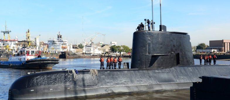 """Padre de tripulante de ARA San Juan: """"Ya nos confirmaron que están todos muertos"""""""