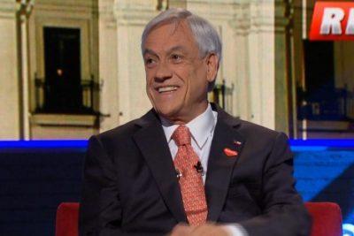 """La confianza de Sebastián Piñera de cara al balotaje: """"Los votos de Kast se van a sumar"""""""