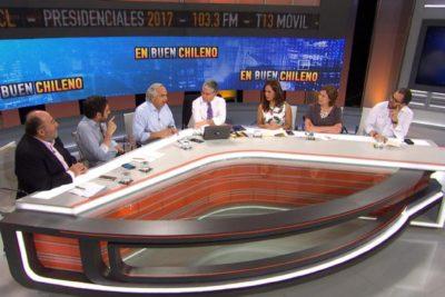 """""""Mentirosa crónica"""": panelista de Canal 13 se sincera con Bachelet y le dice todo lo que piensa de ella"""
