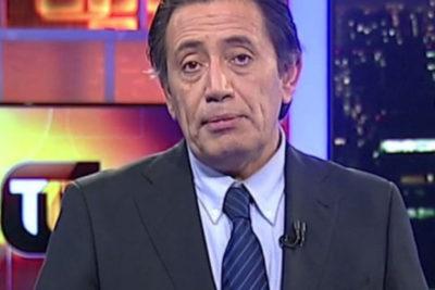 Antonio Quinteros saca la voz luego de su salida de Canal 13 tras 22 años