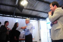 Ex embajador DC anuncia que votará por Piñera y Tribunal Supremo del partido le abre causa