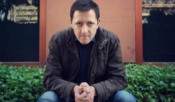 """Ignacio Martínez de Pisón, autor de Derecho Natural: """"Las series nos están robando la manera  de contar el mundo"""""""