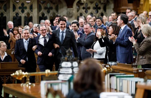 Canadá pide perdón a comunidad LGBT por discriminación en el pasado