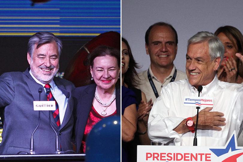 Guillier y Piñera a segunda vuelta: así fue la sorpresiva jornada de votaciones