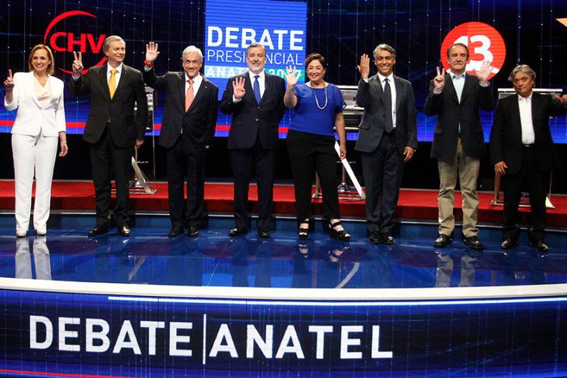 Sitio de apuestas británico ya tiene a sus favoritos para las presidenciales en Chile