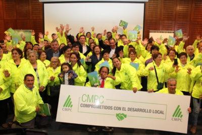 Vecinos de Biobío y la Araucanía reciben $87 millones para proyectos de desarrollo comunitario