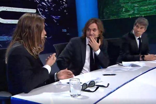 """Sebastián Eyzaguirre, orgulloso: """"Somos un programa machista y no hay problema en decirlo"""""""
