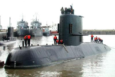 Chile ofrece apoyo logístico para ir en la búsqueda de submarino argentino desaparecido