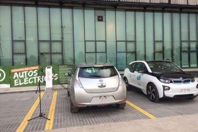 Duoc UC será la primera institución de educación con un punto de carga para vehículos eléctricos