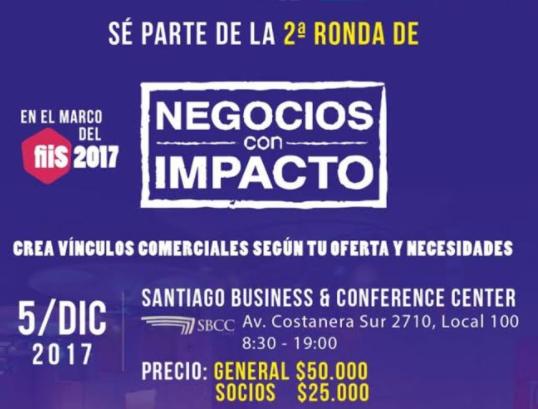FiiS, negocios con impacto: encuentro reúne a más de 150 empresas comprometidas con el mundo social