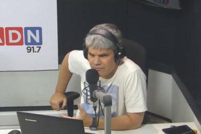 AUDIO |Guarello funa al Chino Ríos por críticas a Guillier: le recuerda dónde tiene su plata y le saca en cara hasta la CNI