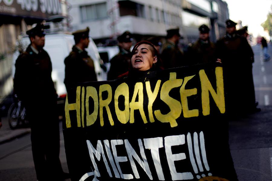 Colbún y Enel anuncian el fin definitivo del proyecto Hidroaysén