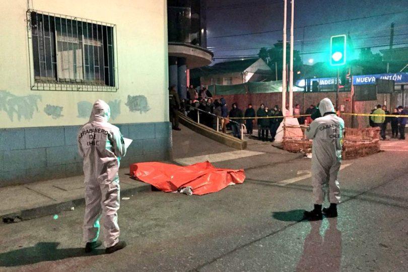 El triple homicidio que conmociona y preocupa a los habitantes de Lota