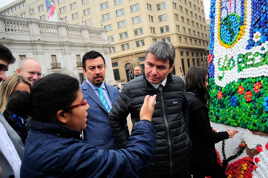 """""""UDI lleva al Ministerio del Medio Ambiente a la Contraloría por fiesta de $45 millones"""""""