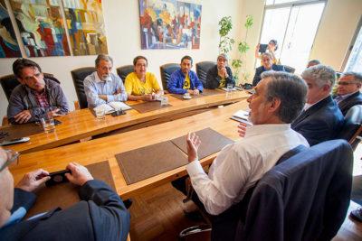 Mesina dice que No+AFP no llamará a votar por Alejandro Guillier
